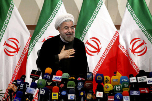 "Iran Today: Rouhani Foreign Policy – ""Engagement"" While Standing on Principles"