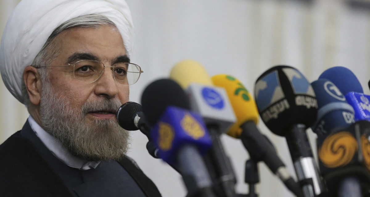 Iran Analysis: How Revolutionary Guards Propaganda Tries To Derail Rouhani's Foreign Policy
