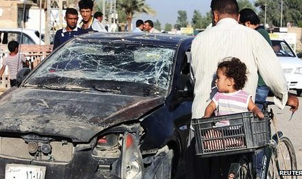 Middle East, August 26: Iraq — At Least 46 Killed in Sunday Car Bombs