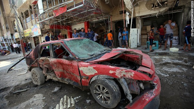 Middle East, August 29: Iraq — At Least 86 Killed in Baghdad Attacks on Wednesday