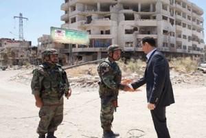 SYRIA 01-08-13 DARAYA