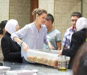 SYRIA 04-08-13 ASMA ASSAD