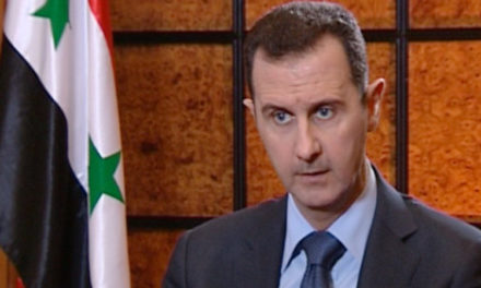 "Syria: ""West Says Assad Cannot Be Allowed to Go Now"""