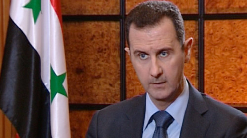 Syria Feature: English Translation Of President Assad's Interview With Izvestia