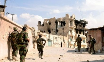 Syria, August 12: Fighting Continues In Latakia