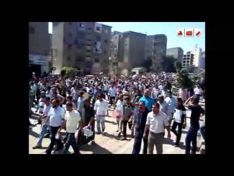 Middle East, August 31: Egypt — 1000s Maintain Anti-Regime Protests