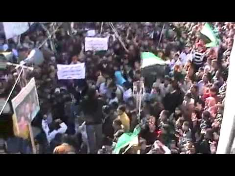 Syria 1st-Hand: From Peaceful Protester to Insurgent — The Story of Abu Qusay