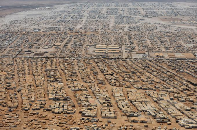 Syria Feature: Organized Crime, Overcrowding, Lawlessness A Daily Struggle For Syrian Refugees