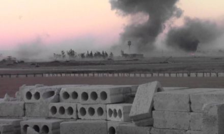 """Syria Audio Analysis: Is Insurgency """"Winning"""" After Fall of Menagh Airbase?"""