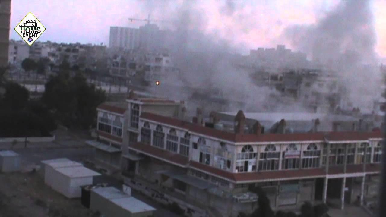 Syria Feature: Civilians Under Attack In Al Wa'er, Homs As Regime Touts Victory