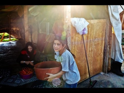 Syria Feature: One Million Syrian Children Are Refugees