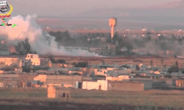 Syria, August 6: Insurgents Capture Menagh Airbase near Aleppo