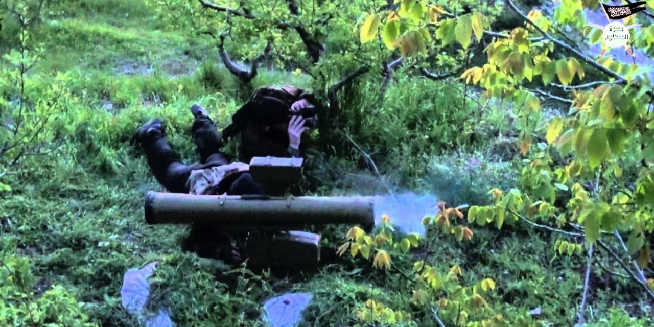 Syria, August 5: Insurgent Offensive in Lattakia Province