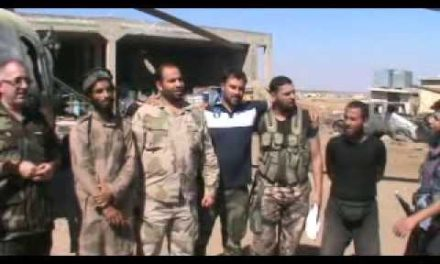 Syria, August 7: The Insurgent Victory at Menagh Airbase