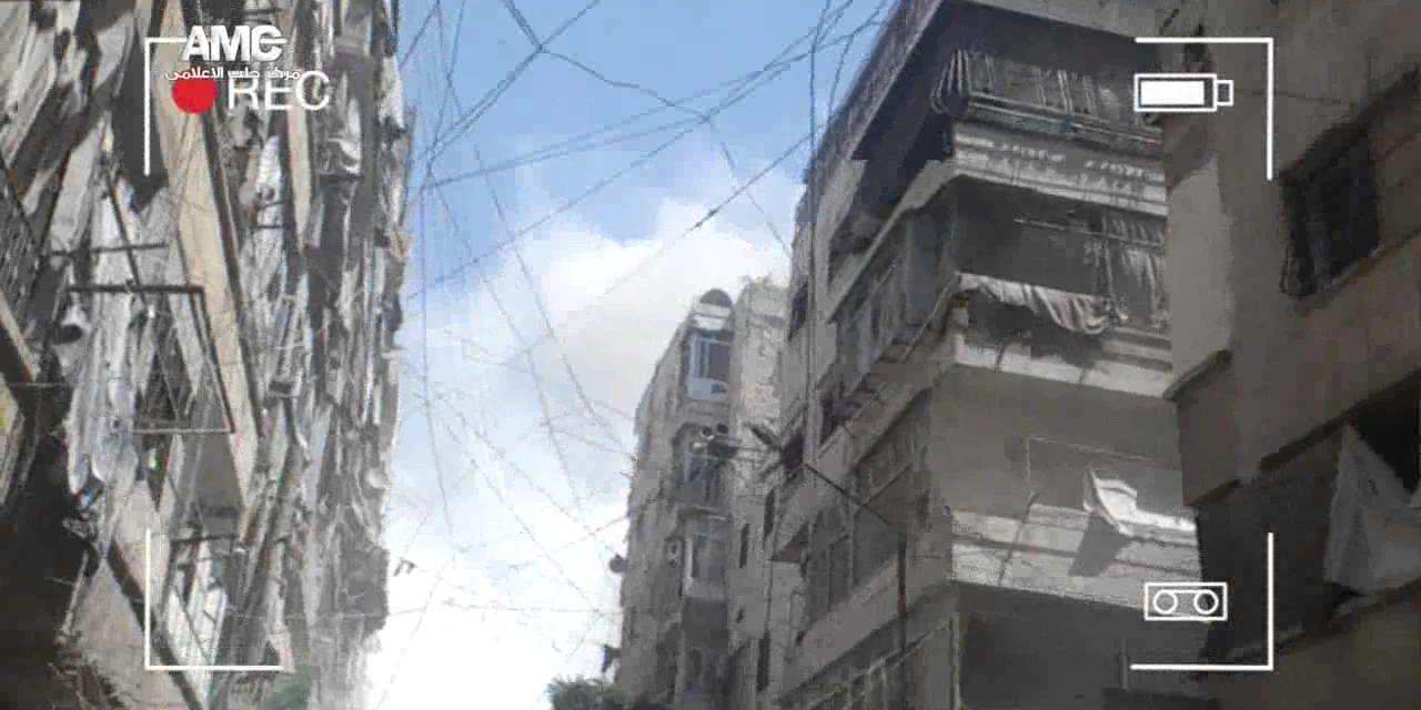 "Syria Video Feature: The Assad Regime's  ""Terror Bombing"""