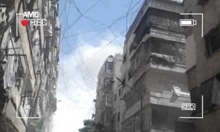 "Syria Video Feature: The Assad Regime's  ""Terror Bombing"""