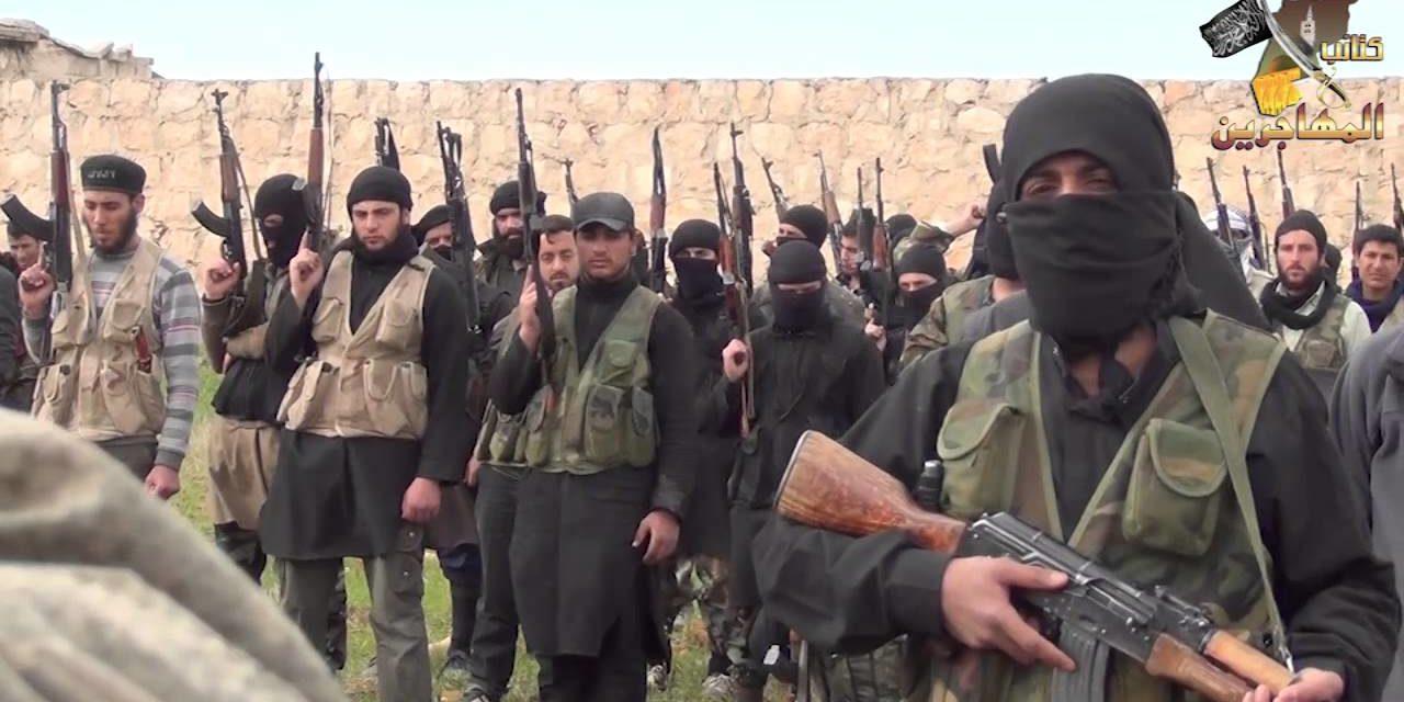 """Syria Special: """"Foreign Jihadists"""" — Who Are Jaish al-Muhajirin wa Ansar?"""