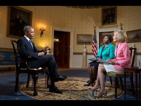 Syria Video & Transcript: Obama Interview on Syria, Chemical Weapons, & Airstrikes