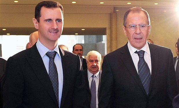 "Syria: Russia Tries to Boost Assad Regime in ""Hopeless"" Geneva II Talks"