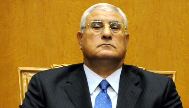 Middle East, Sept 4: Egypt — President Says Return to Civilian Government On Track