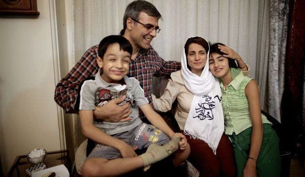 Iran Daily: Political Prisoner Sotoudeh's Husband Freed from Detention