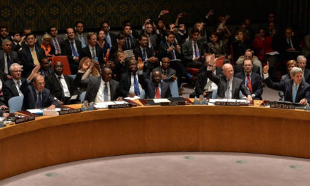 Syria Round-Up, Sept 28: UN Adopts Resolution Over Chemical Weapons