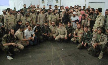 Syria Round-Up, Sept 30: Up to 50 Insurgent Groups Merge Near Damascus