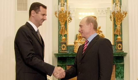 Syria: Russia's Weapons Lifeline for Assad