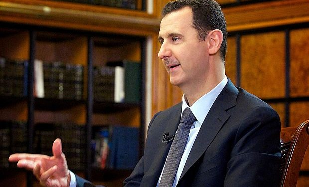 """Syria Feature: Assad Interview """"Terrorists, American Lies, and Chemical Weapons"""""""