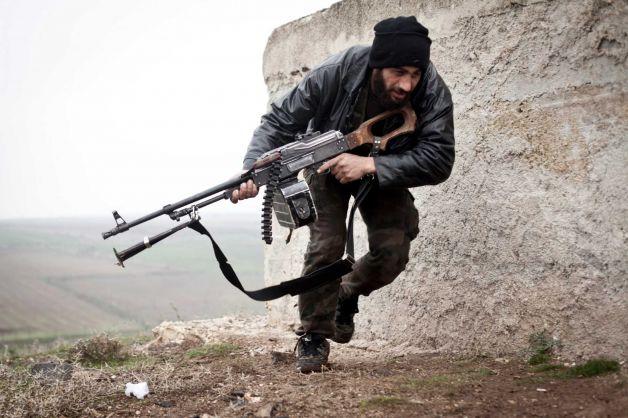 "Syria Spotlight: ""Superior Funding, Resources Helping ISIS Pose Threat To 'Moderates' Near Turkey Border"""