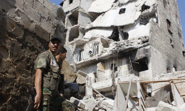 Syria Audio Analysis: While US Congress Debates, Assad Regime Goes on the Offensive