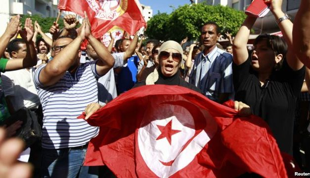 Tunisia Spotlight: Government Agrees to Resign