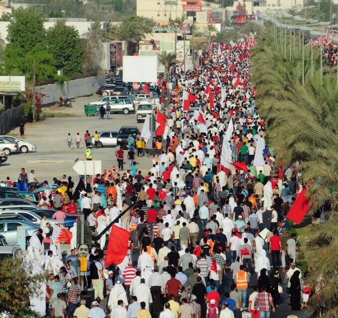 Bahrain Summary: Thousands Take to Streets in Pro-Democracy Protests