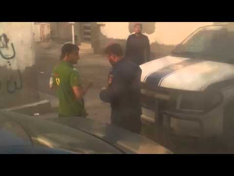Bahrain Feature: Slapped by A Policeman, Thrown In Prison for Complaining