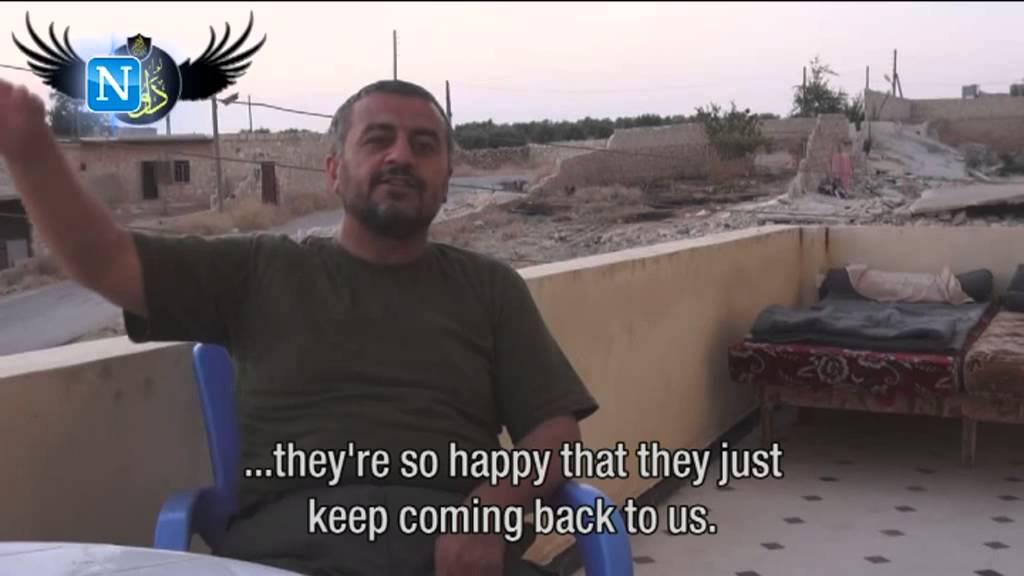Syria Video: More on Iran's Revolutionary Guards, A Shia Militia, & The Veteran Who Died Making a Film