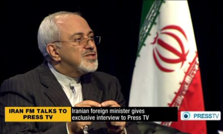 "Iran, Sept 12: FM Zarif ""US Groups Trap Obama Into War in Syria"""