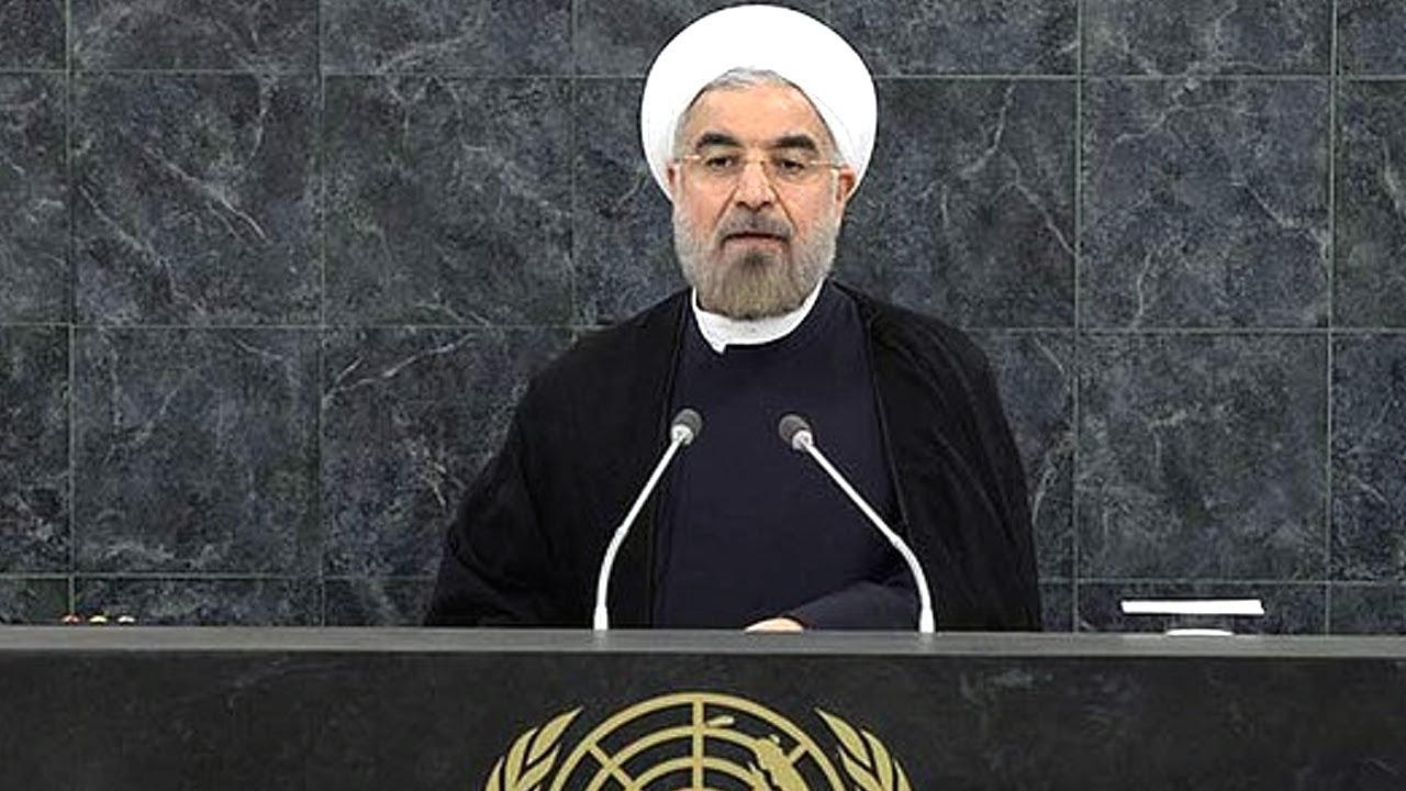 Iran Video: President Rouhani's Speech at the UN