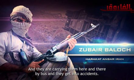 Iran Analysis: A Local Insurgency in Sistan-Baluchistan Moves Towards The Language of Global Jihad