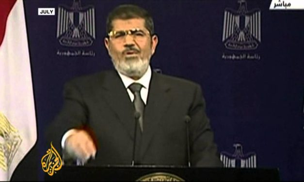 Middle East, Sept 2: Egypt — Morsi Referred to Criminal Court