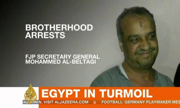 Middle East, Sept 3: Egypt — The Crackdown on the Muslim Brotherhood