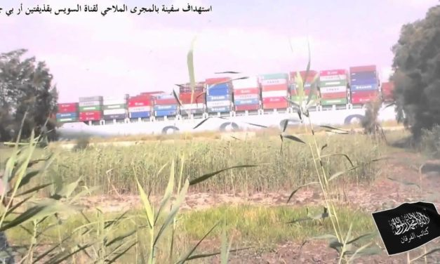 Middle East, Sept 5: Egypt — Islamist Group Claims Suez Canal Attack