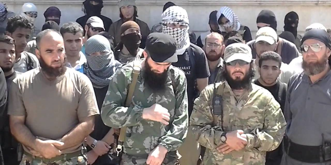 Syria Feature: Why Chechen Militants Broke Away From The Islamic State Of Iraq & Ash Sham