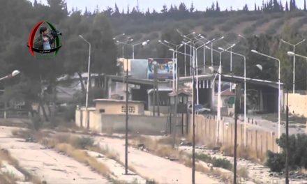 Syria Spotlight: Clashes In Old Customs Area, Dar'aa Near Jordan Border