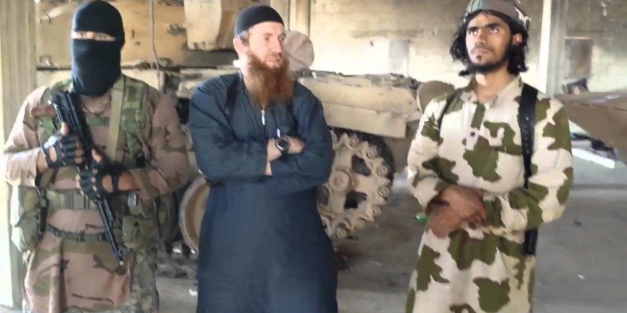 Syria Spotlight: Some North Caucasian Militants Swear Allegiance to Abu Bakr al-Baghdadi