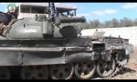 Syria Round-Up, Sept 29: Insurgents Take Post on Jordan Border