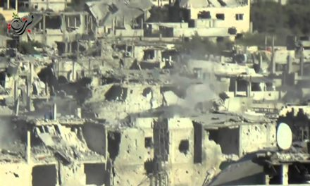 Syria Spotlight: Videos —  Regime Continues Offensive, Siege In Damascus Suburbs
