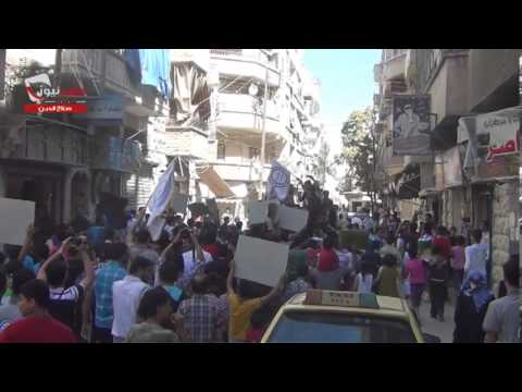 "Syria, Sept 7: ""It's Not Just With Chemicals That Assad Is Killing Our People"""