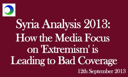 "Syria Video Analysis: How Media Obsession with ""Extremism"" Misleads Us"
