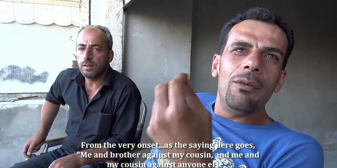 "Syria Video Feature: East Ghouta Residents Say ""We Want Actions, Not Words, From U.S."""