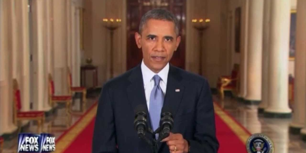 Syria Video & Transcript: Obama's Speech on Tuesday Night